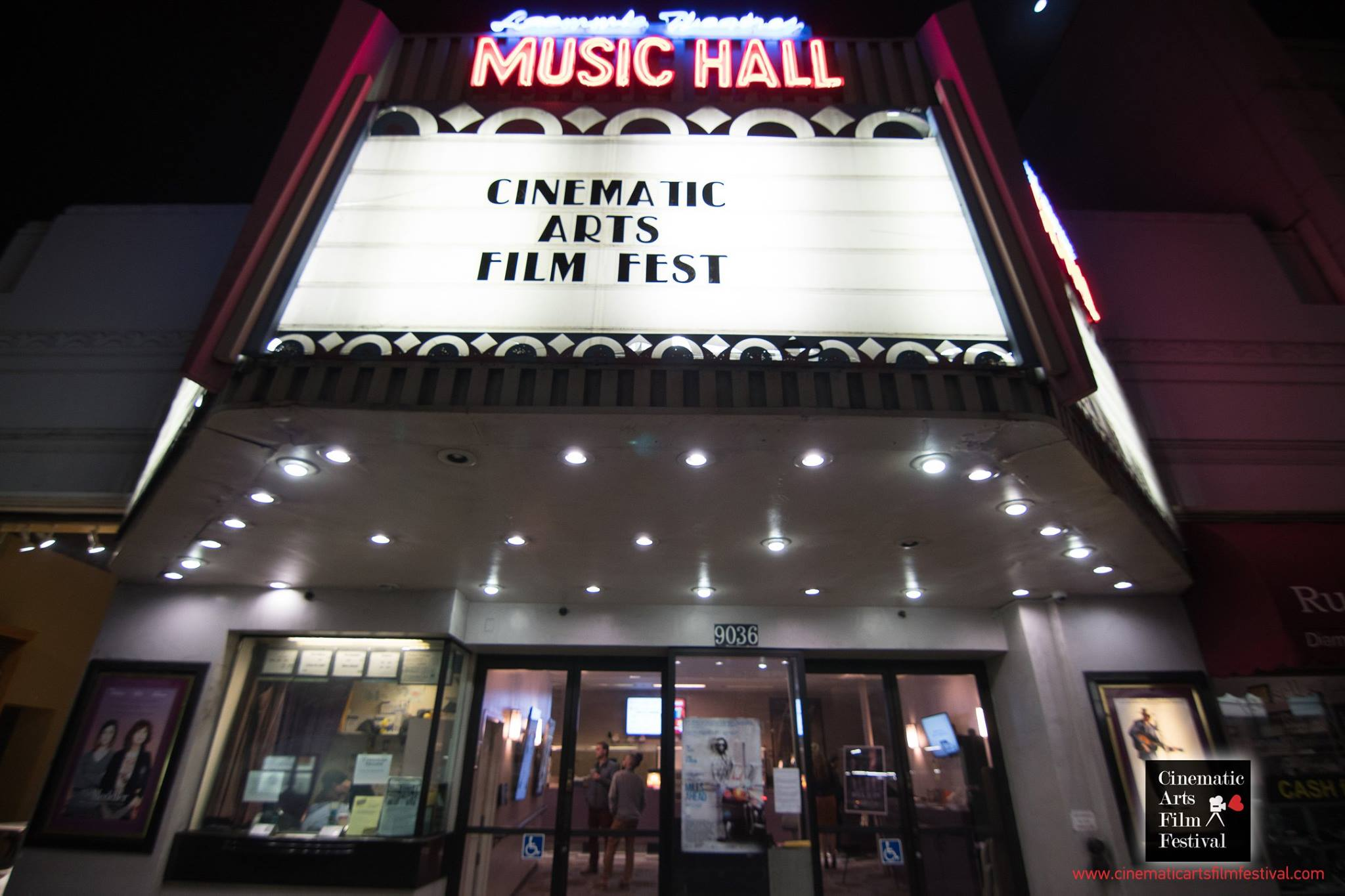 International Film Festival of Cinematic Arts (Shorts and Micro Cinema) Los Angeles