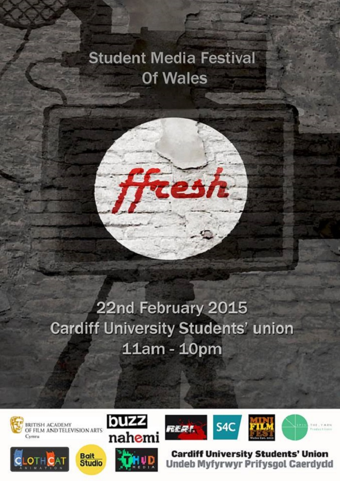 Ffresh: Student Moving Image Festival of Wales